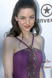 Brittany Curran on the red carpet. Stock Photos