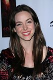 Brittany Curran,Stan Lee Royalty Free Stock Photo