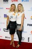 Brittany Daniel en Cynthia Daniel stock foto