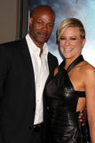 Brittany Daniel,Keenen Ivory Wayans stock photo