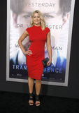 Brittany Daniel. At the Los Angeles premiere of Transcendence held at the Regency Village Theatre in Westwood on April 10, 2014 in Los Angeles, California stock image