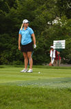 Brittany Lincicome at USGA Women's Open Royalty Free Stock Images