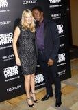 Brittany Perrineau and Harold Perrineau Stock Photos