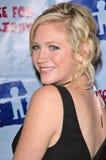 Brittany Snow lizenzfreie stockfotos