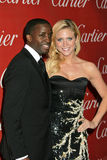 Brittany Snow, Elijah Kelley Stock Images