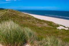 Brittas海湾。威克洛爱尔兰。 库存图片