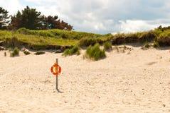 Brittas Bay. Wicklow Ireland. Royalty Free Stock Photos
