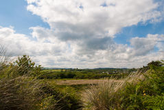 Brittas Bay. Wicklow Ireland. Royalty Free Stock Photo