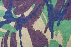 Britten bestrijden Camouflage Stock Foto's