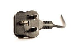 Brittisk elektrisk propp Royaltyfri Bild