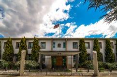 Brittisk hög kommission, Canberra, Australien Arkivfoton