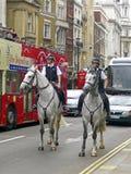 brittiska polisar Royaltyfria Bilder