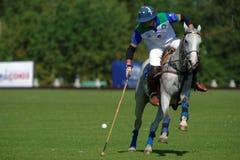 Brittiska Polo Day i Moskva fotografering för bildbyråer