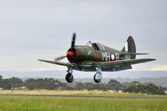 Brittiska samväldet Flygplan Korporation CA13 BUMERANG Royaltyfri Foto