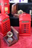 brittiska souvenir Arkivfoto