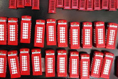 brittiska souvenir Royaltyfri Fotografi