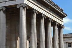 brittiskt london museum Royaltyfri Fotografi