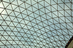 brittiskt museum royaltyfria bilder