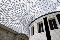 brittiskt museum Arkivbild
