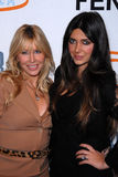 Brittny Gastineau,Lisa Gastineau Royalty Free Stock Photo