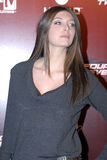 Brittny Gastineau on the red carpet. Brittny Gastineau on the red carpet in Hollywood in November 2006 Stock Image