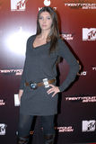 Brittny Gastineau on the red carpet. Brittny Gastineau on the red carpet in Hollywood in November 2006 Royalty Free Stock Image