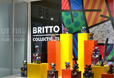 Britto Royalty Free Stock Images