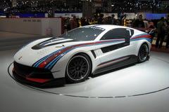 Brivido Martini Racing Royalty Free Stock Images