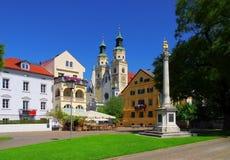 Brixen Obraz Royalty Free
