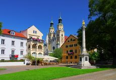 Brixen Royalty Free Stock Image