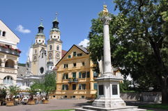 Brixen, Bressanone In South Tyrol Royalty Free Stock Photo