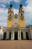 Brixen Cathedral Stock Images