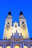 Brixen Cathedral in Brixen, Italy Stock Image