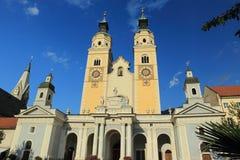 Brixen cathedral Royalty Free Stock Photos