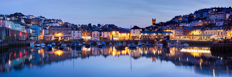 Brixham Devon Photo stock
