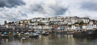 Brixham, Devon fotos de stock royalty free