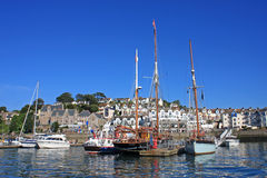 Brixham Harbour Royalty Free Stock Image