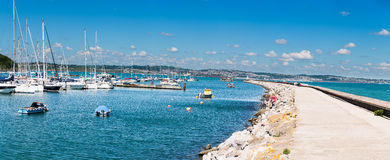 Brixham Slipway Royalty Free Stock Photo