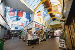 Brixton Market Royalty-vrije Stock Foto's