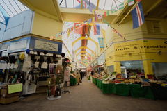Brixton Market Fotos de Stock Royalty Free