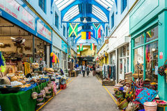 Brixton Village and Brixton Market stock images