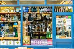 Brixton Village e Brixton Market Immagini Stock