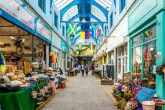 Brixton Village y Brixton Market Imagenes de archivo