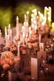 bröllop för stil för brytningfärgmottagande violett Royaltyfri Fotografi