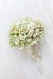 Bröllopbukett Royaltyfri Fotografi
