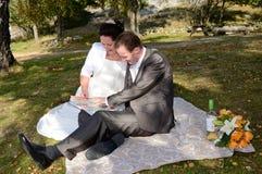 bröllopsresa Arkivfoton
