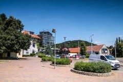 Brno-Bystrc, Tsjechische Republiek stock fotografie