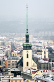 Brno city, Czech Republic Stock Photo