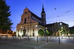 Brno, Czech Republic. Stock Photo
