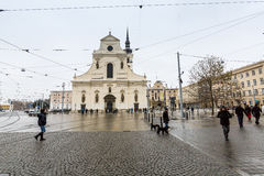 BRNO, CZECH REPUBLIC Stock Photography